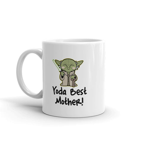 yoda best Mother mug - mugsouk