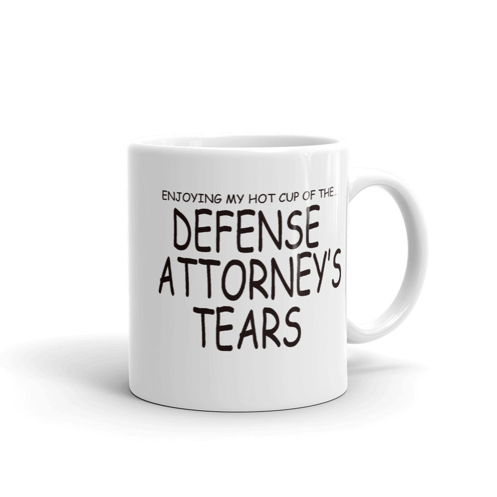 Lawyer Mug Plaintiff Attorney Mug 11 oz 15 oz tea cup - mugsouk