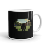 Minecraft Landscape 11 15 oz Coffee  Mug - mugsouk