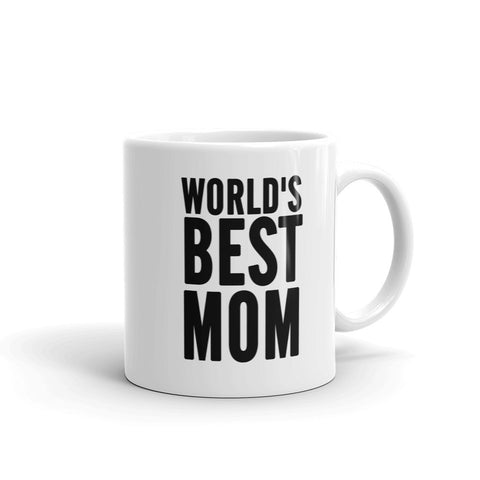World's Best Mom Mug Ceramic Coffee Mug - mugsouk