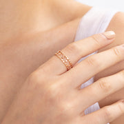 (Preorder)Faith Gold Ring