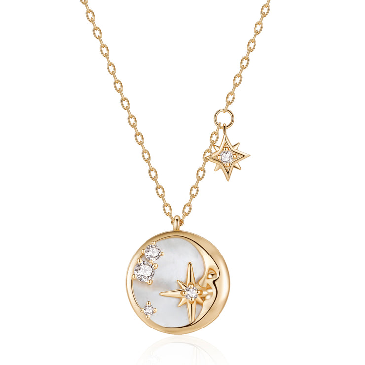 Sweet Dreams Necklace - Love by the Moon