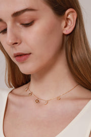 Love by the Moon Choker - Love by the Moon