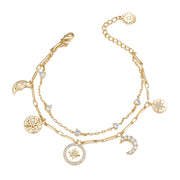 Love by the Moon Bracelet - Love by the Moon