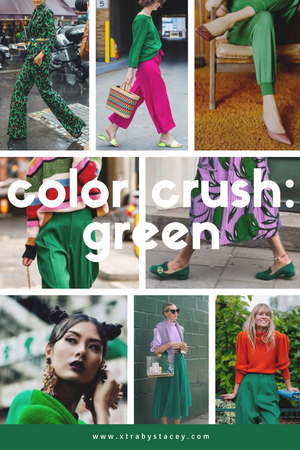 Color Crush: Green