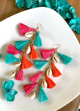 The Jada Earring - Color
