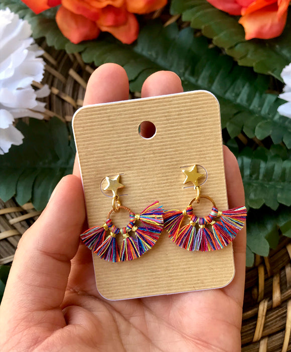 The Starla Earring - Multicolor