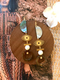 The Moon Phase Earring
