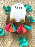 The Nailah Earring - Multicolor