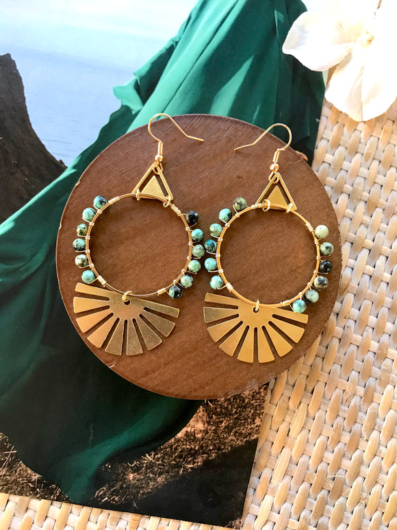 The Carlotta Earring