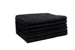Partex™ Black Tire Cleaning Towels