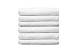 "Partex Economy™ 20"" x 40"" White Towels"