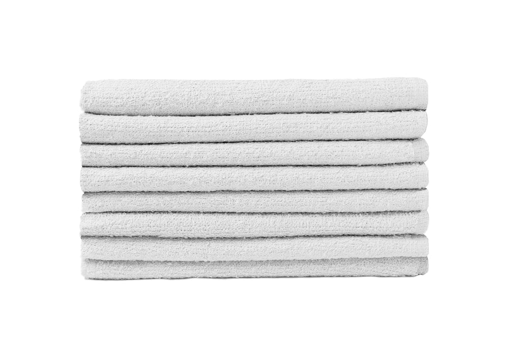 Partex Essentials™ White Towels