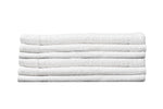 "Partex Supreme™ 16"" x 27"" White Towels"