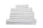"Partex Supreme™ 22"" x 44"" White Towels"