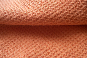 Partex micro4™ Peach Microfiber Waffle Weave Towels