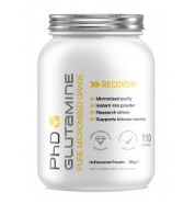 Glutamine 550g by PhD