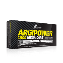 ArgiPower Mega caps x 120 by Olimp Nutrition