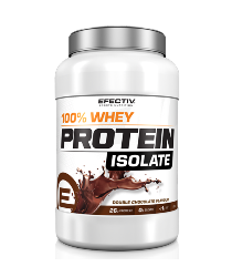 Whey Protein Isolate 908g by Efectiv