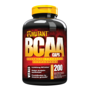 Mutant BCAA 200 caps by Mutant