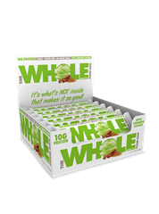 Whole Food Bar (12 Bars) by Efectiv
