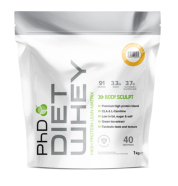 Diet Whey 1kg by PhD