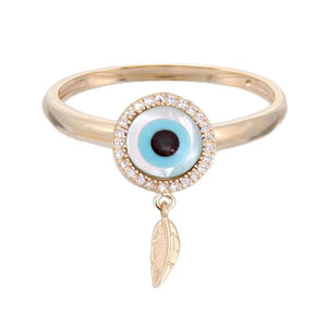 Eye of Dreams Ring