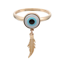 Load image into Gallery viewer, Eye of Horus Ring