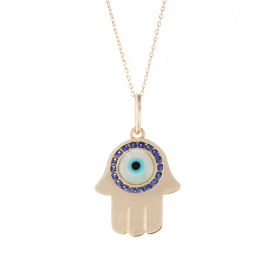 Fatima Eye Necklace