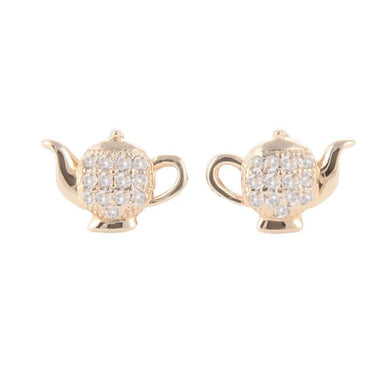 Time for Tea Earrings