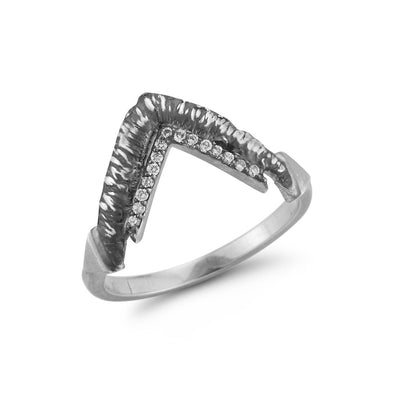 Arrow Tribe Ring