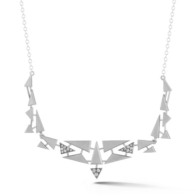 Geometric Tribe Necklace