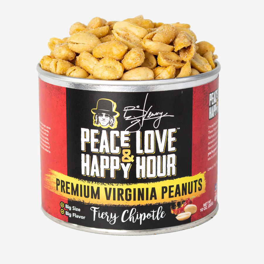 Fiery Chipotle Peanuts, 10 oz