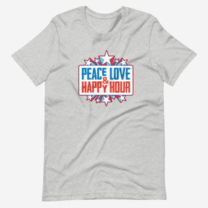Love & Liberty Unisex T-Shirt