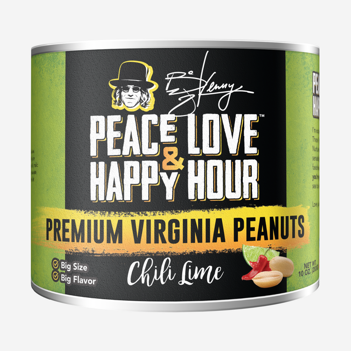 Virginia Peanuts Chili Lime Flavor