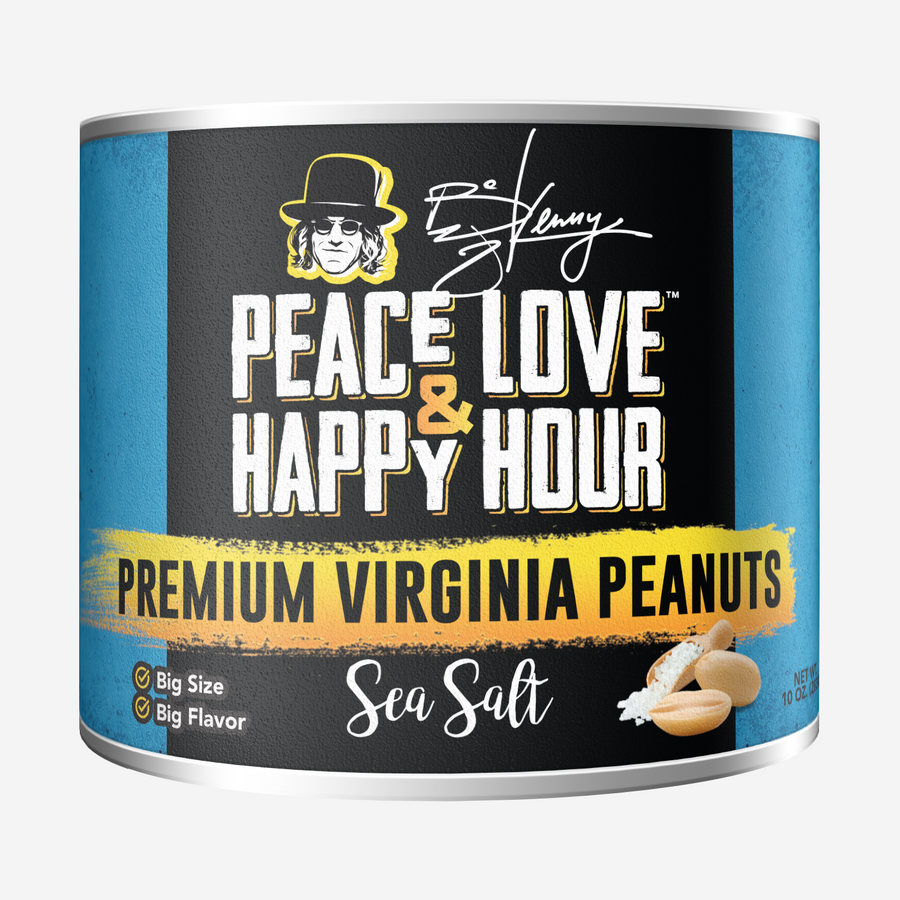 Virginia Peanuts Sea Salt Flavor