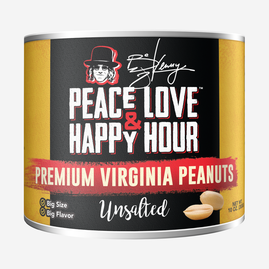 Virginia Peanuts Unsalted Flavor