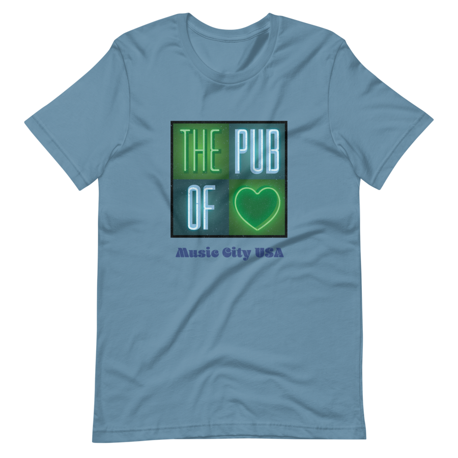 Pub of Love Music City USA Unisex T-Shirt