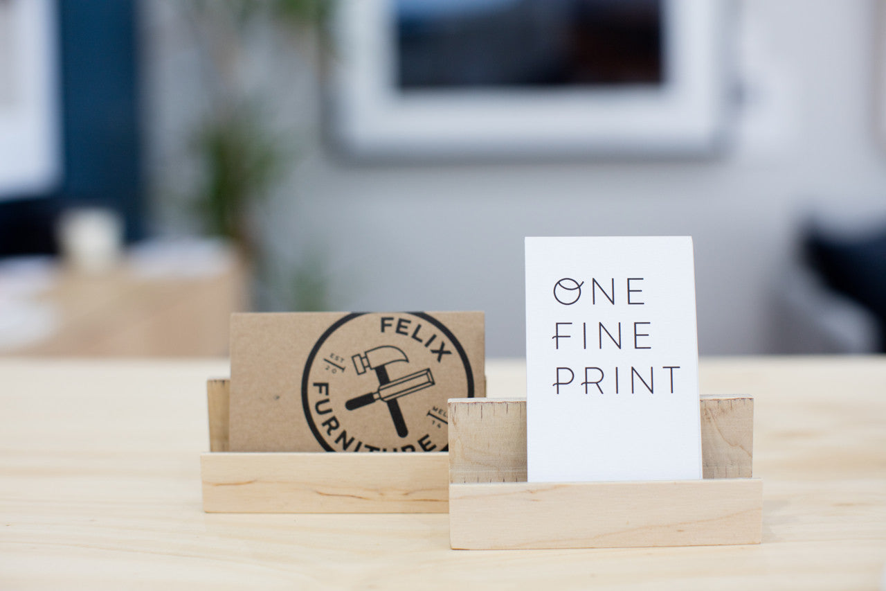 ONE FINE PRINT + FELIX FURNITURE POP UP GALLERIA