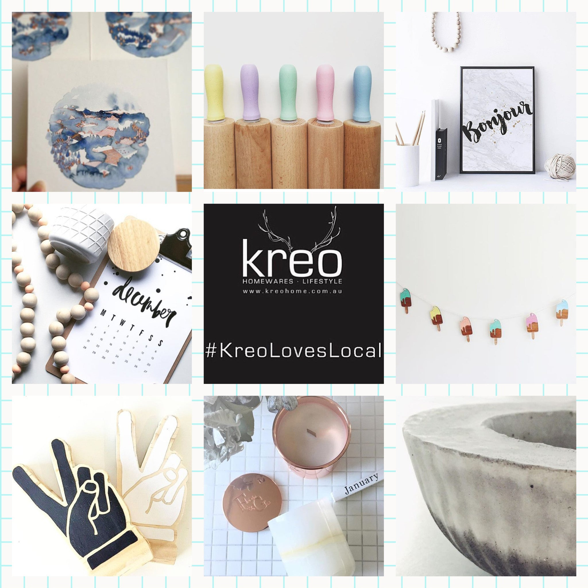 #KreoLovesLocal - New Beginnings