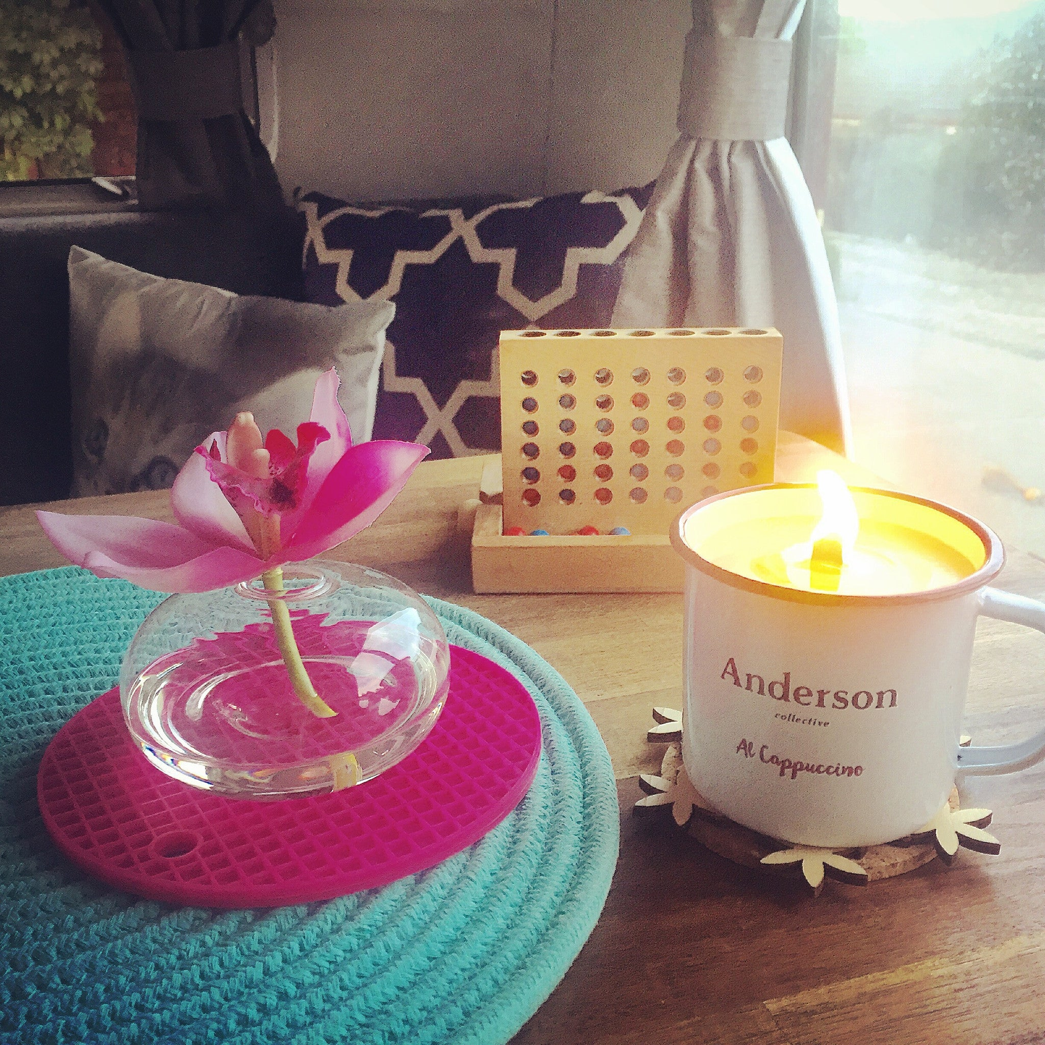 Glamping Hero - The Anderson Collective Candles