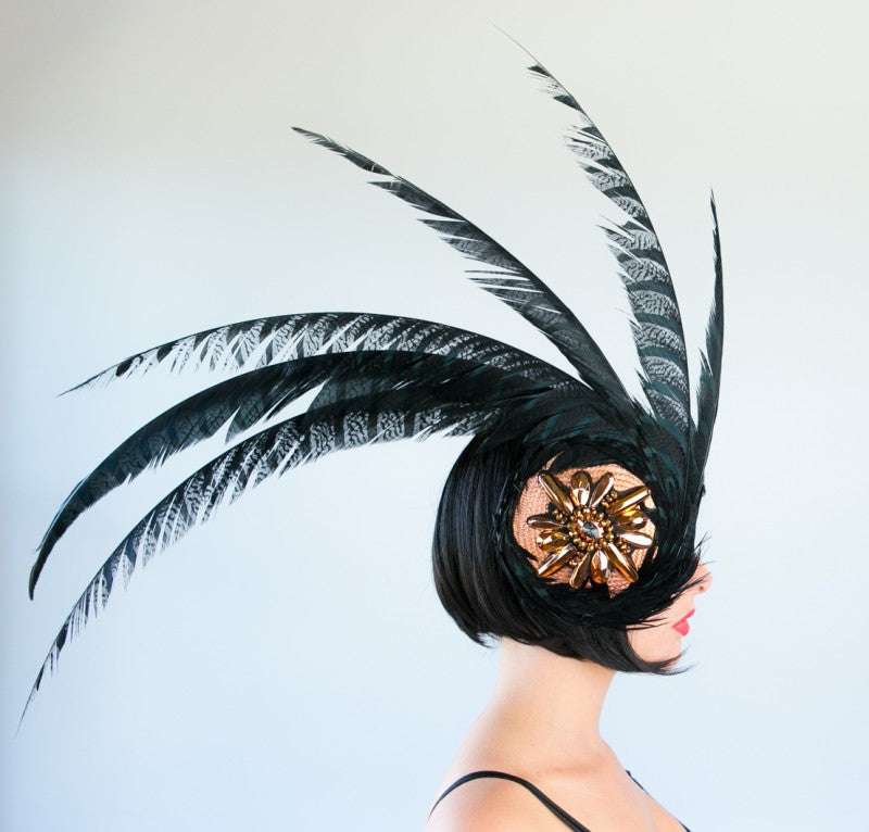 Kreo Style File - Spring Racing Carnival Glam With Ford Millinery