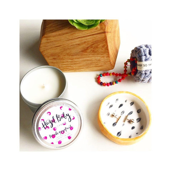 Take 5 With Hazel Baby Soy Candles