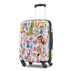 "American Tourister: Nickelodeon 90's Mash Up 21"" Spinner"