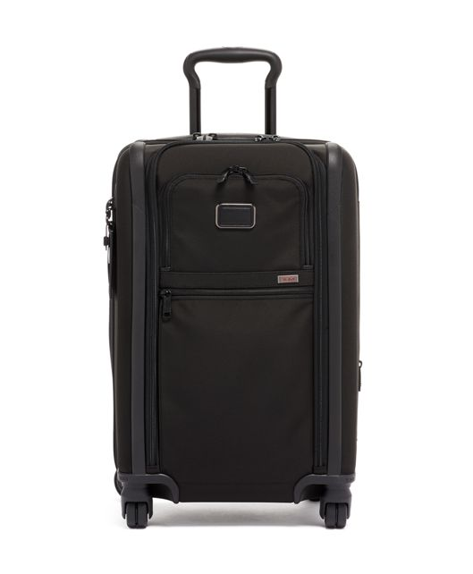 TUMI Alpha 3: International Dual Access 4 Wheeled Carry-On
