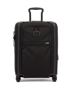 TUMI Alpha 3: Continental Dual Access 4 Wheeled Carry-On