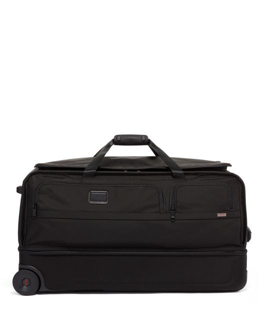 TUMI Alpha 3: Large Split 2 Wheeled Duffel