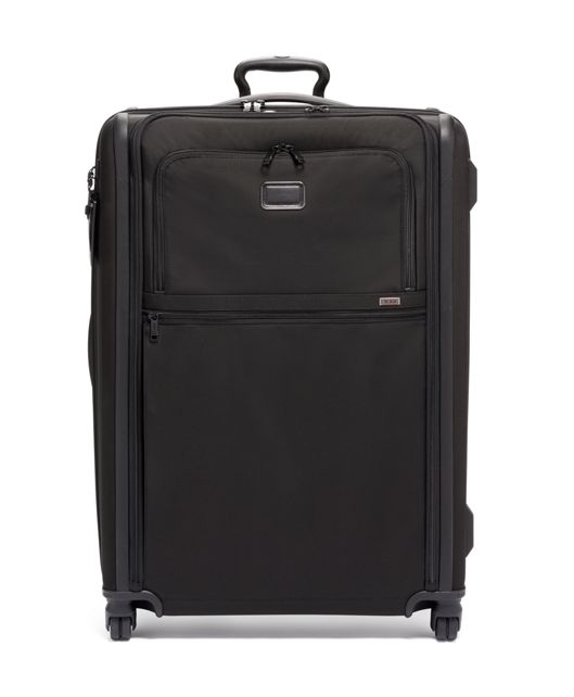 TUMI Alpha 3: Extended Trip Expandable 4 Wheeled Packing Case