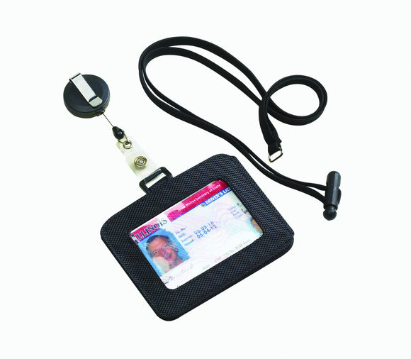 IN STORE ONLY: Lewis & Clark RFID Blocking ID Holder