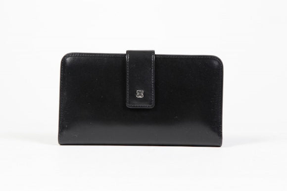 Women's Old Leather  |  Checkbook Clutch